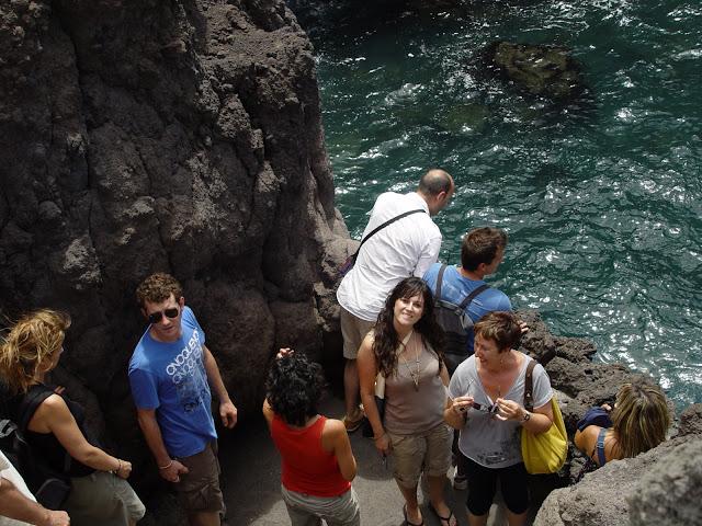 Lanzarote Canarias hervideros