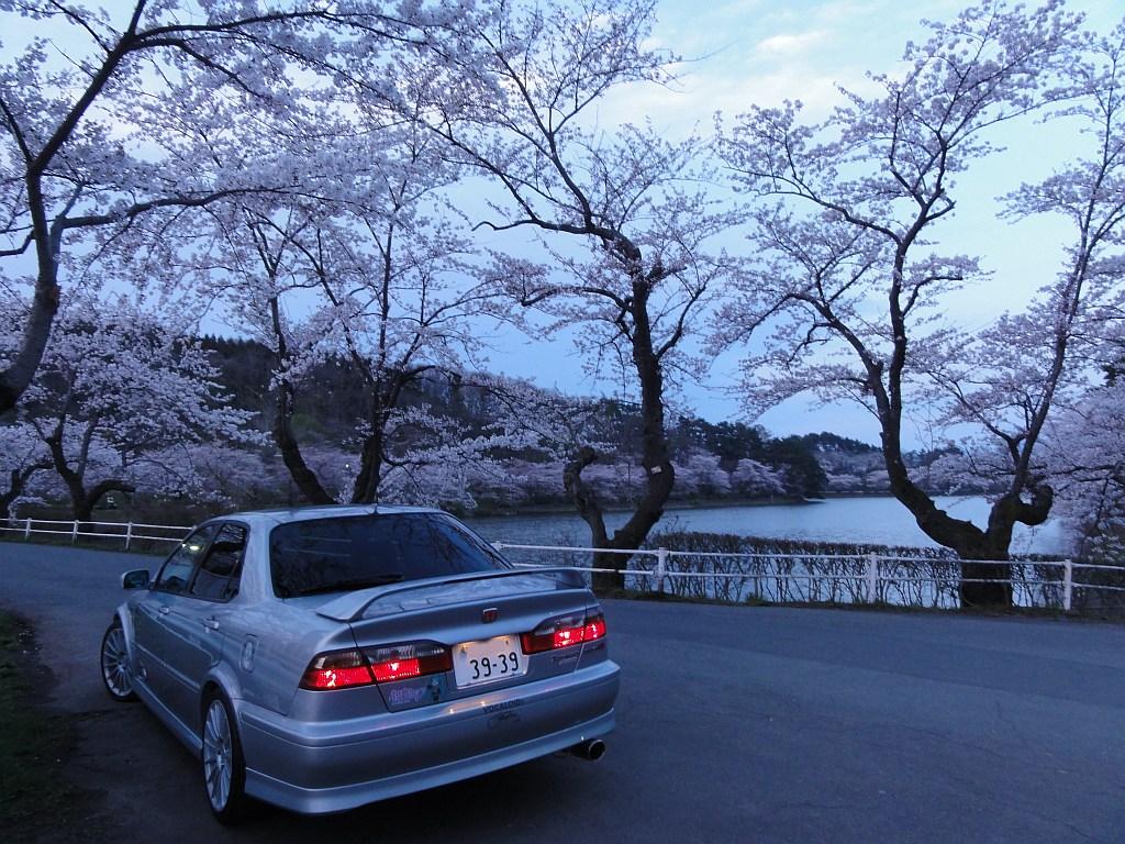 Honda Toreno, japoński sedan, JDM, srebrna, zdjęcia, fotki