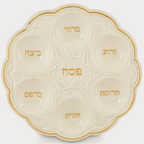 Lenox Seder Plate and Elijah Cup (Kos Eliyahu) for $84.90 with free shipping  sc 1 st  Daily Cheapskate & Daily Cheapskate: Lenox Seder Plate and Elijah Cup (Kos Eliyahu) for ...