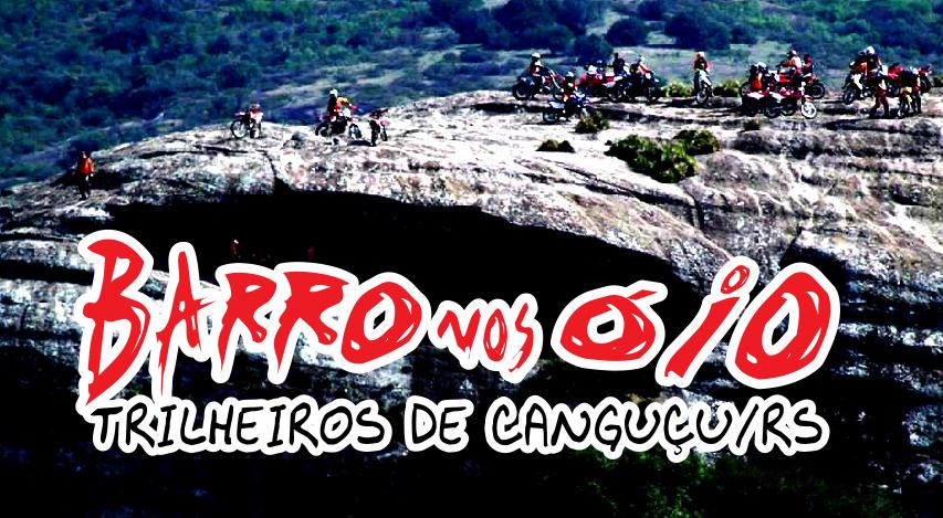 BaRro nOs óiO  | TRILHEIROS DE CANGUÇU