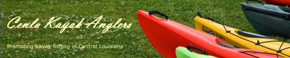 Cenla Kayak Anglers