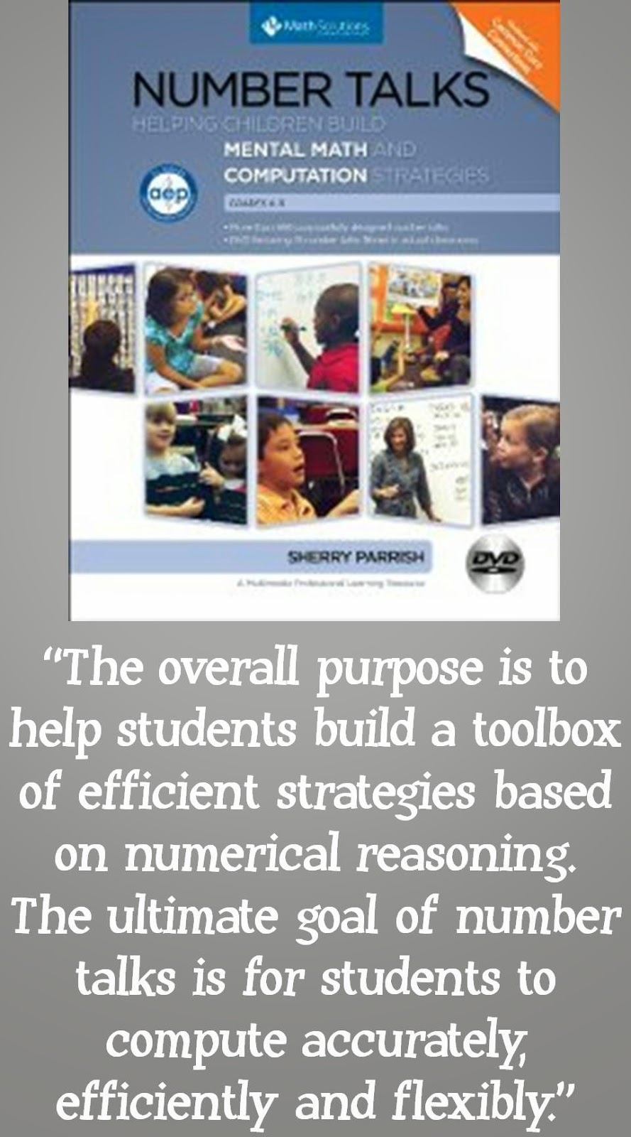 Gentil This Chapter Made Me Really Wish I Had Read This Book Before Starting  Number Talks In My Classroom. There Are So Many Ideas For Problem Strings  To Do With ...