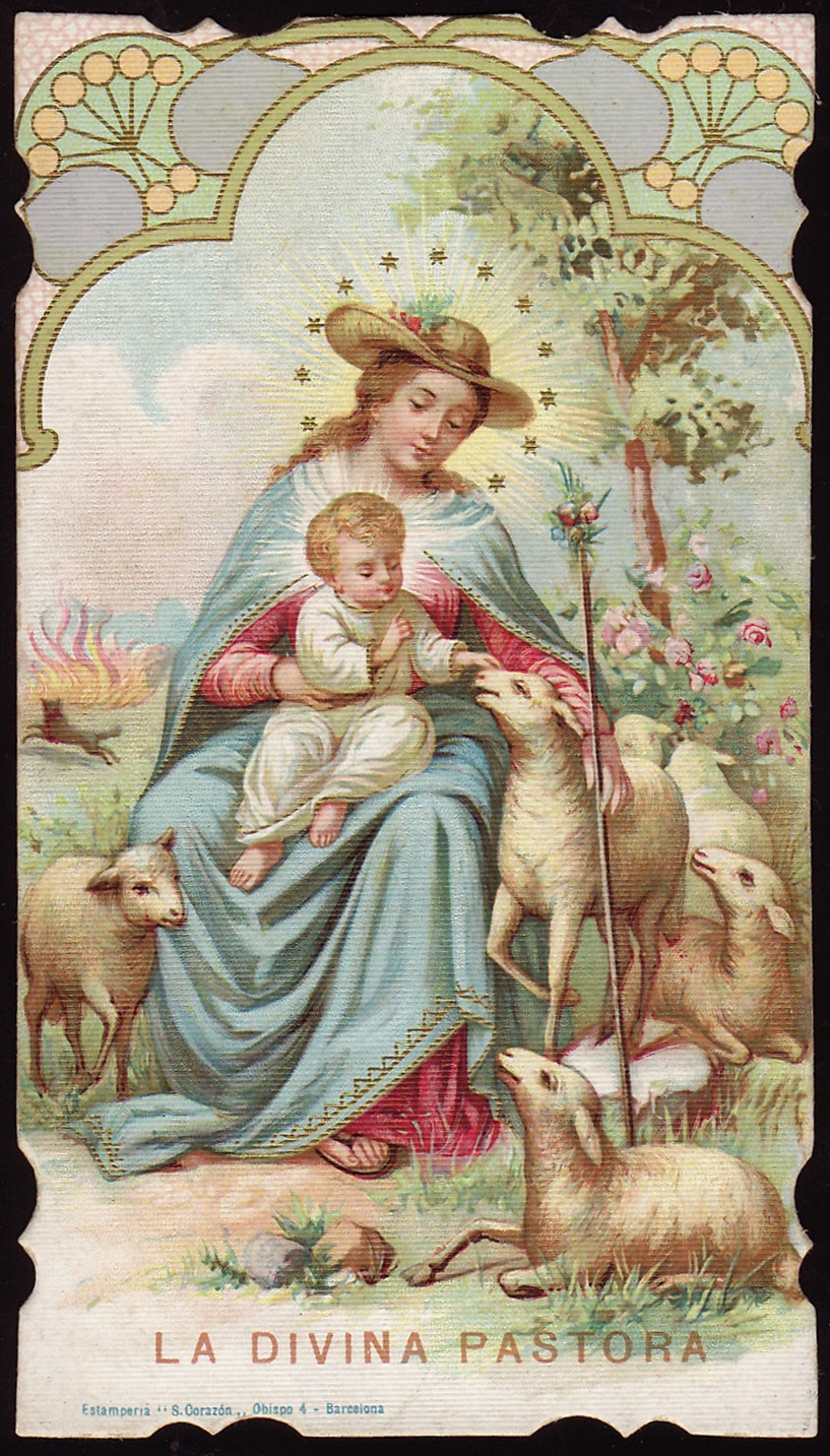 Holy Card Heaven September 2015