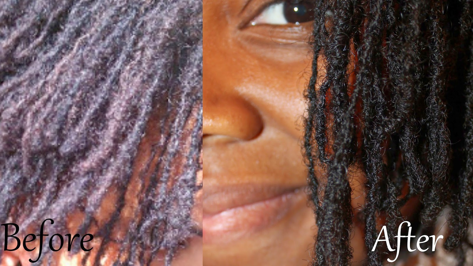 Hair Color Heaven Sisterlocked