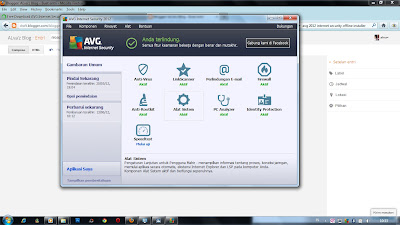 Gratis Download AVG Internet Security 2012 32bit & 64bit (x86&x64) Lengkap dengan Serial Code