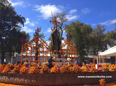 Day of the Dead in Patzcuaro Michoacan