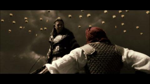 scène de combat dans Prince Killian