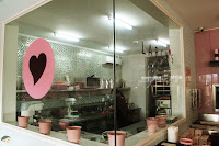 The Kitchen of Larcy's Cupcakery