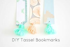 DIY - Zakładki do książek