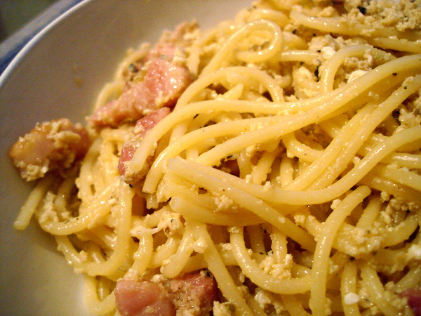 Pasta Carbonara Recipes — Dishmaps