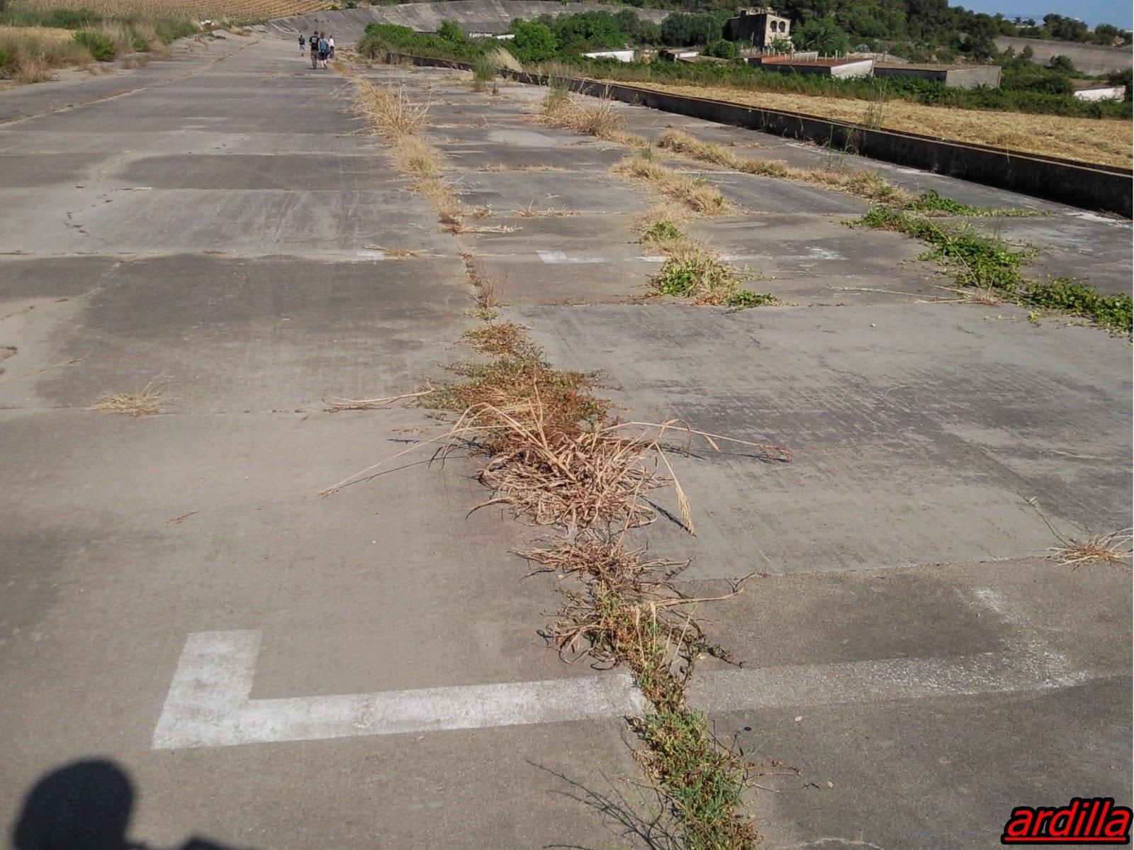 Circuito Terramar : Urbex la brujula de los abandonos circuito de terramar