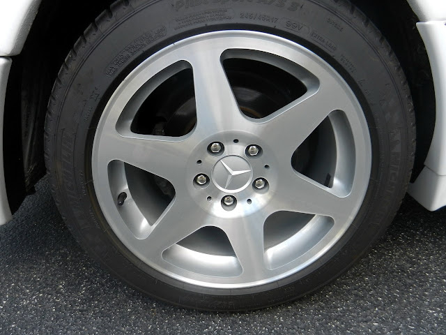 mercedes w124 wheels
