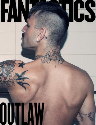 Ricki Hall by Darren Black for Fantasticsmag