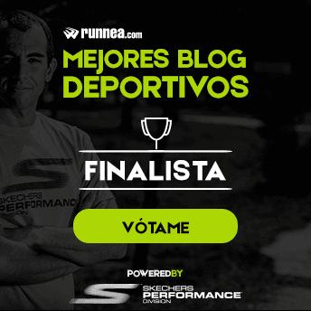 Finalista Concurso Blog Runnea