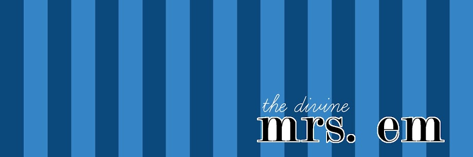 The Divine Mrs. EM