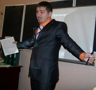 Березовський Володимир Володимирович