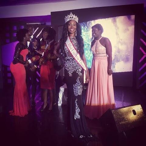 Miss Universe Ghana 2015