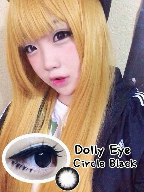 Dolly VS Ulzaang Circle Lenses