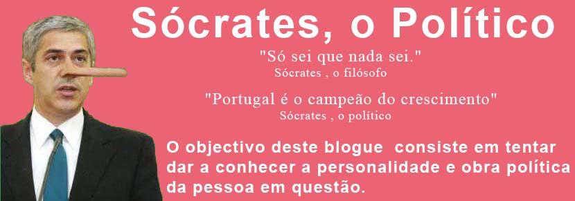 Sócrates, O Político