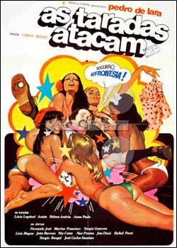 Download - As Taradas Atacam - DVDRip - AVI - Nacional