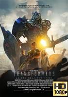 Transformers: La Era de la Extinción (2014) BRrip 1080p Latino-Ingles