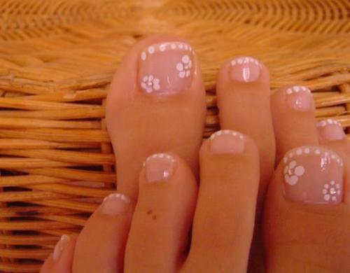 Todo sobre manos y pies ideas de como decorar las u as - Como mantener los pies calentitos ...