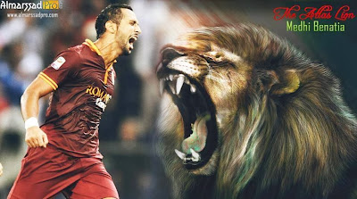 Mehdi Benatia 2014 Wallpaper HD