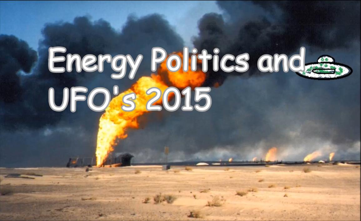 energy geopolitics