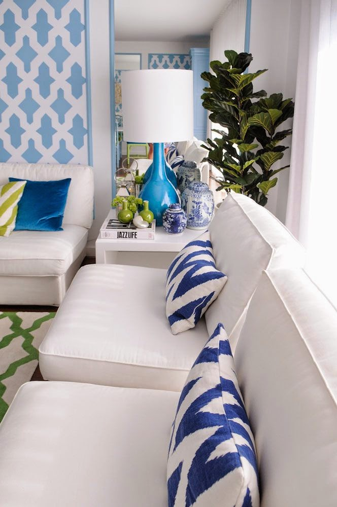 Decoração de interiores - estilo eclético Maria Barros
