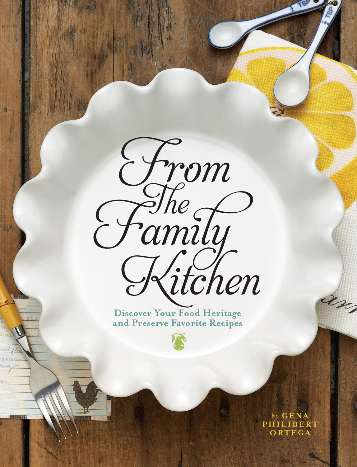 Modern Recipe Book Cover : Food family ephemera my new book from the kitchen