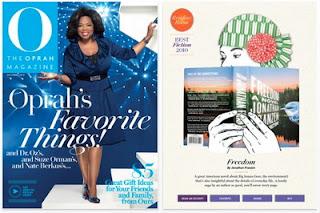 O, The Oprah Magazine arrives on iPad