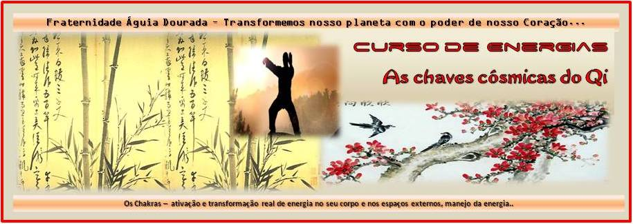 Curso de Energias - As Chaves Cosmicas do Qi