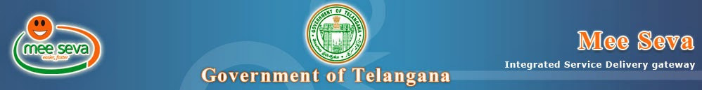 Andhra Pradesh ap.meeseva.gov.in and Telangana ts.meeseva.gov.in meeseva Website portal