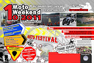1o MOTO WEEKED 2011 στις 24 και 25 Σεπτεμβρίου