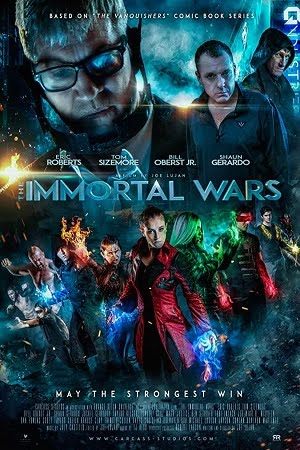 The Immortal Wars (2017) Full Movie Dual Audio [Hindi+English] Complete Download 480p