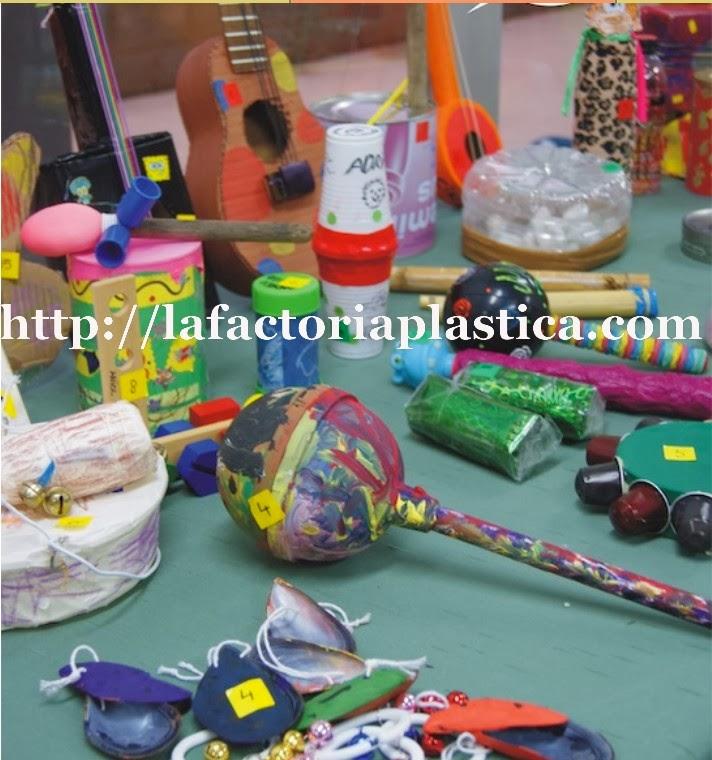 de instrucciones de como construir instrumentos musicales para ninos