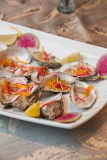 joe fish oysters