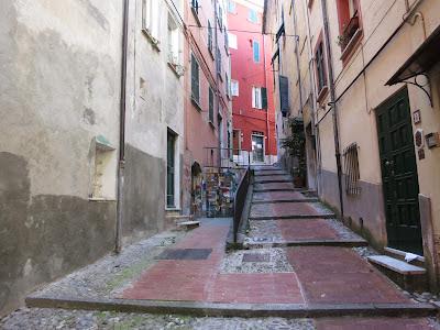 Jewish Ghetto, Via del Ghetto, Lerici Italy.