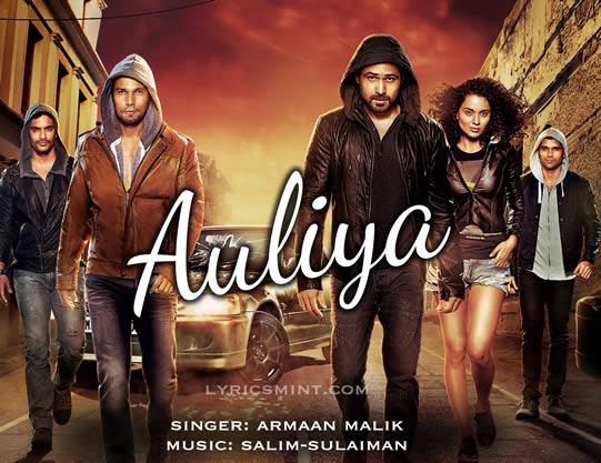 Auliya poster