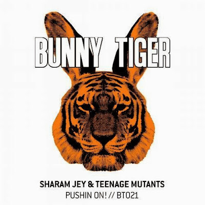 Sharam Jey & Teenage Mutants – Pushin On!