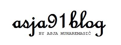 Asja's blog