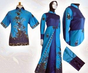 Baju Batik Nusantara Keraton Indonesia