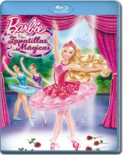 Barbie Y Las Zapatillas Mágicas 1080p HD MKV Latino