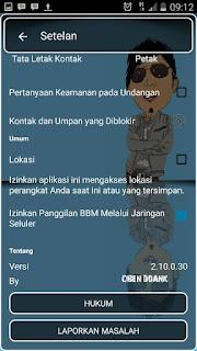 BBM Trans V7 Preview 3