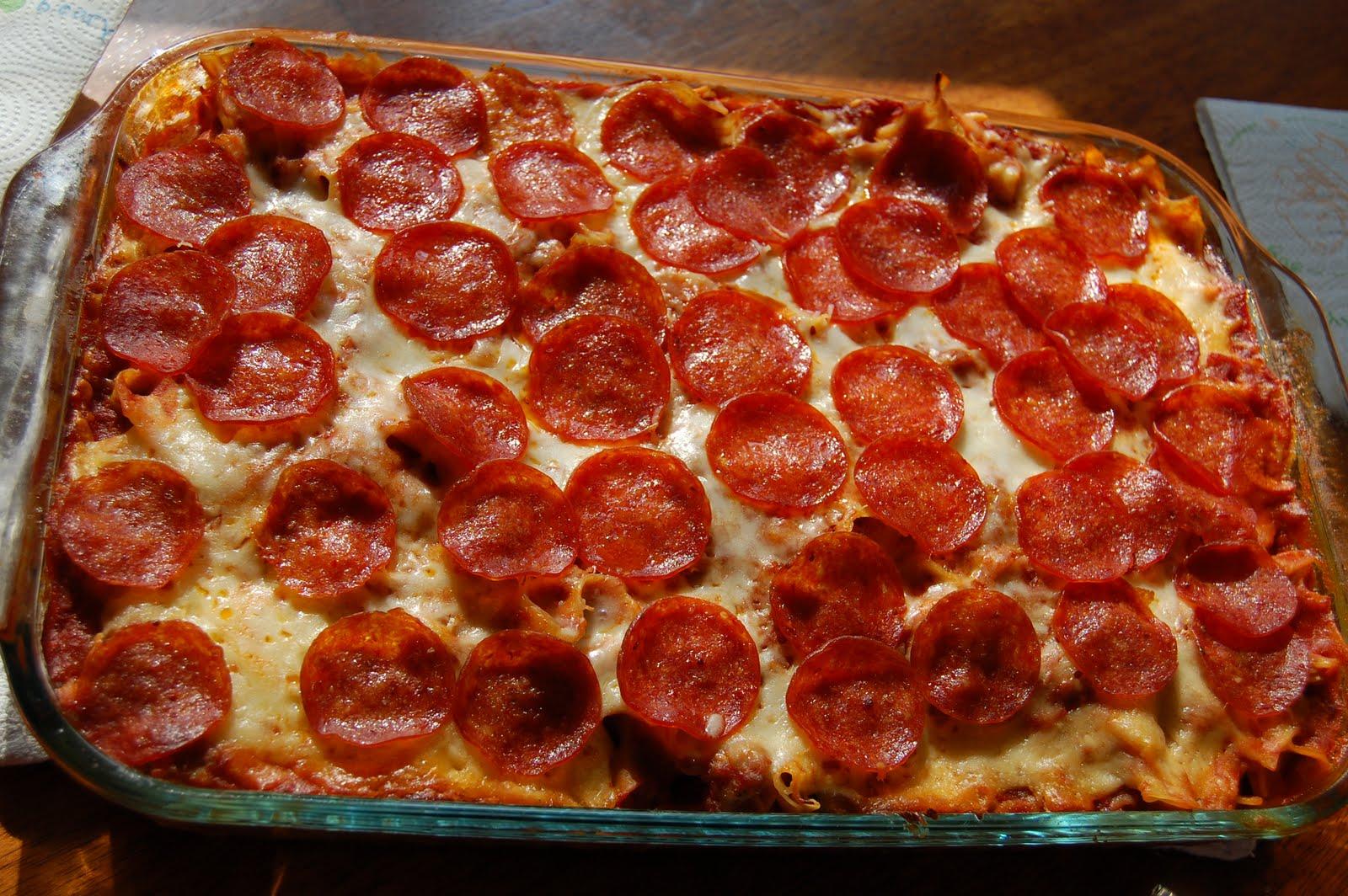 Pizza Casserole Recipes — Dishmaps