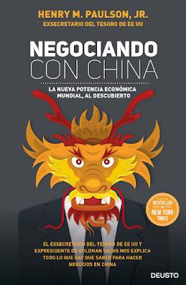 LIBRO - Negociando con China Henry M. Paulson Jr. (Deusto - 8 marzo 2016) ECONOMIA | Edición papel & digital ebook kindle Comprar en Amazon España