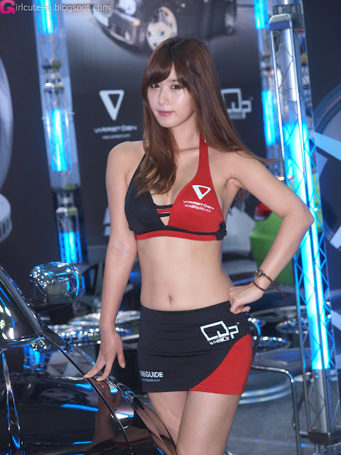1 Song Jina - Seoul Auto Salon 2012-Very cute asian girl - girlcute4u.blogspot.com