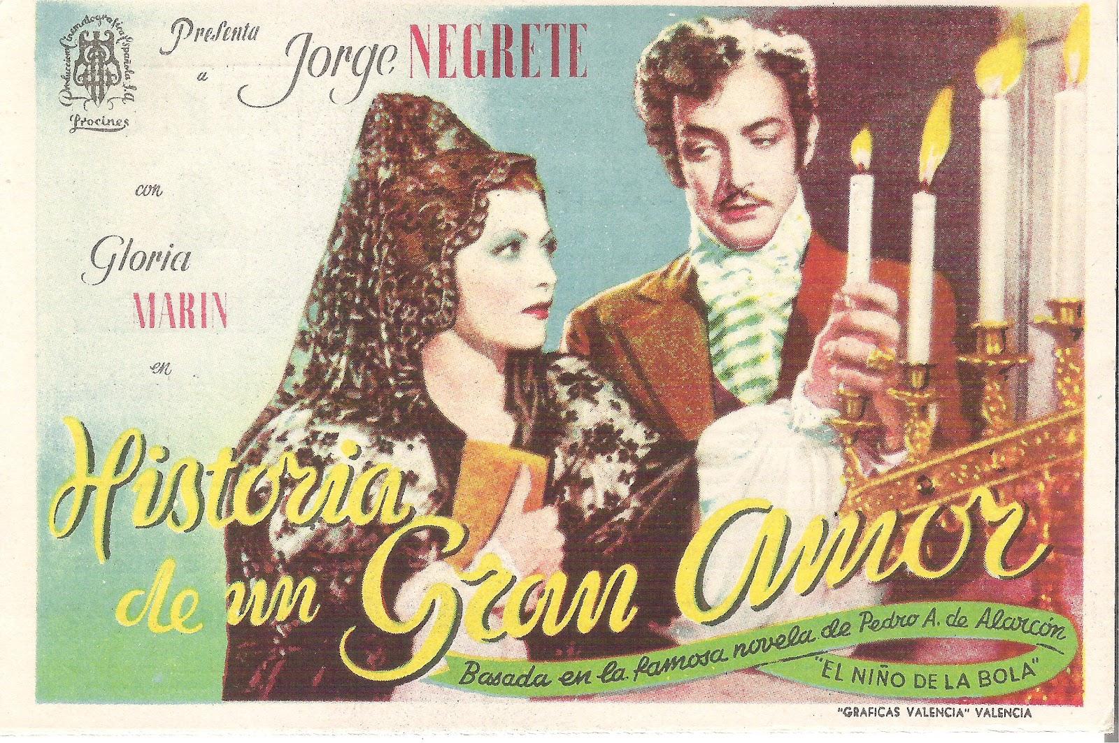 Historia de un gran amor (1942)