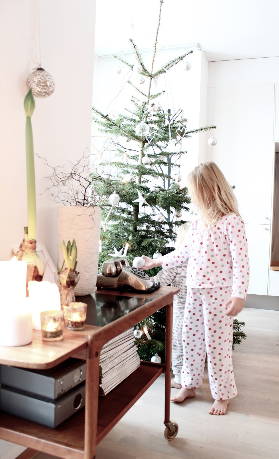 my scandinavian home: My home: Christmas tree