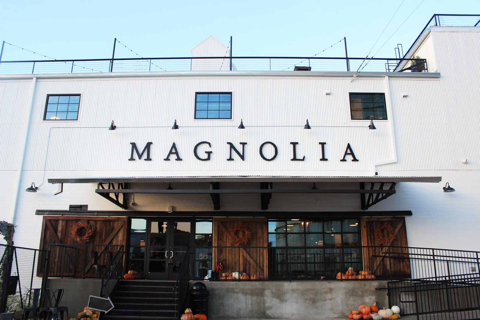 Grand opening at magnolia market silos for Tattoo shops in waco tx